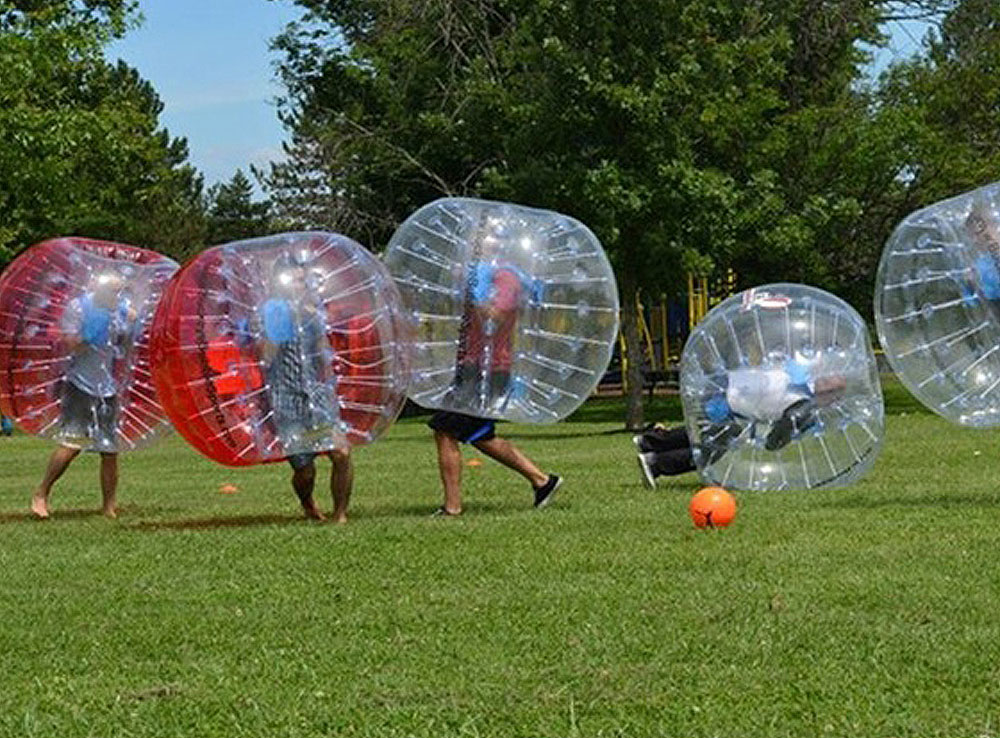 Zorb Football Inflatables