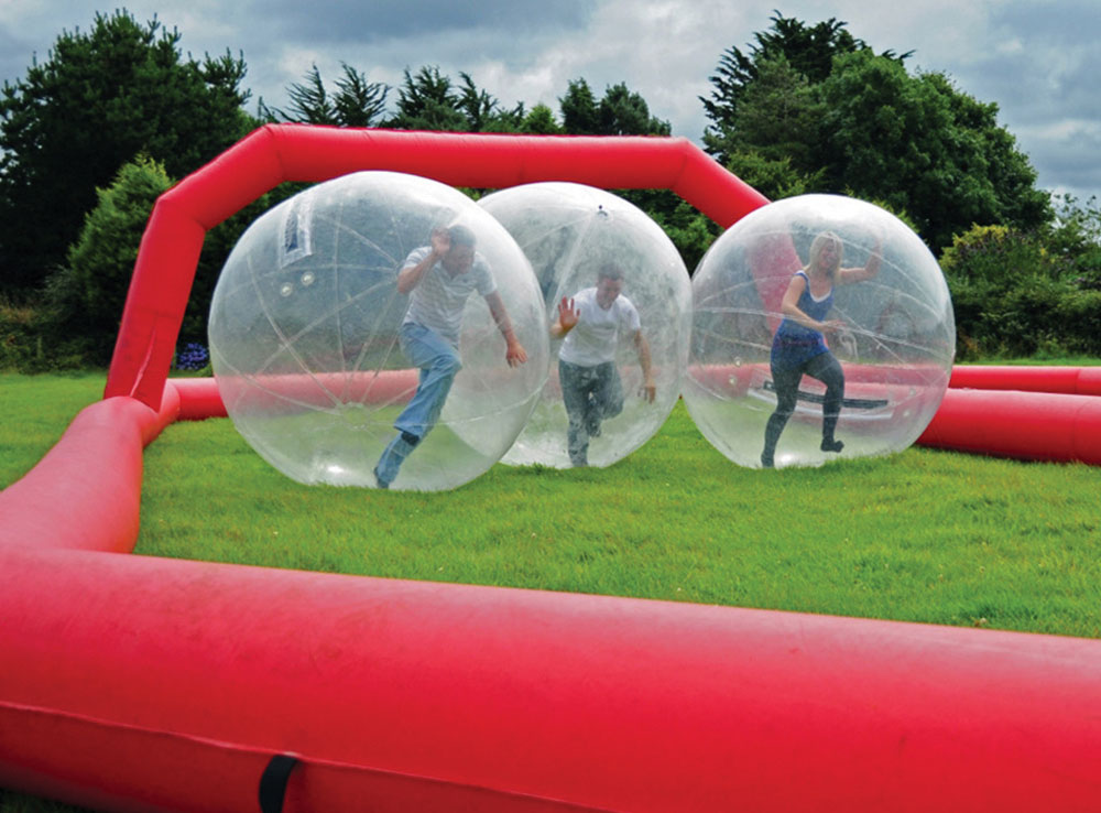 Zorb Racing Inflatables