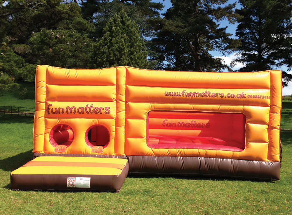 Mini Assault Course Inflatable
